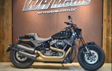 Harley-Davidson Dyna Fat Bob 114