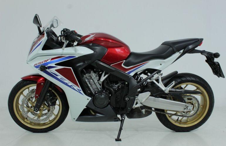 Honda Cbr 650F (ABS) - Foto #2