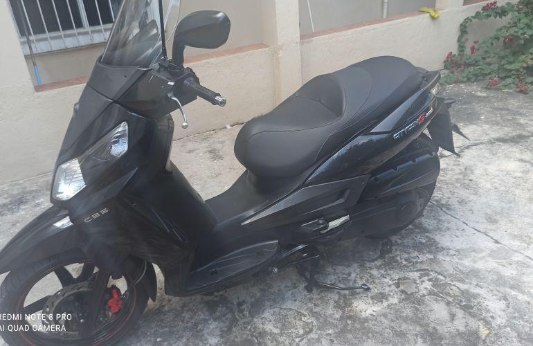 Dafra Sym Citycom 300i S - Foto #1