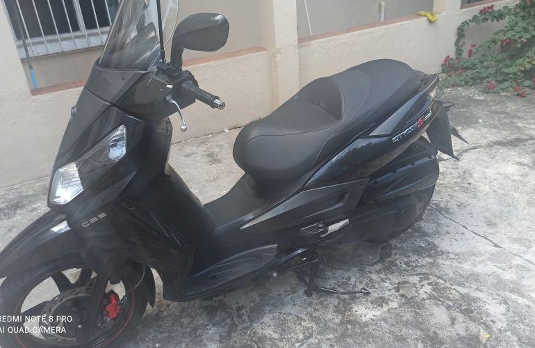 Dafra Sym Citycom 300i S - Foto #5