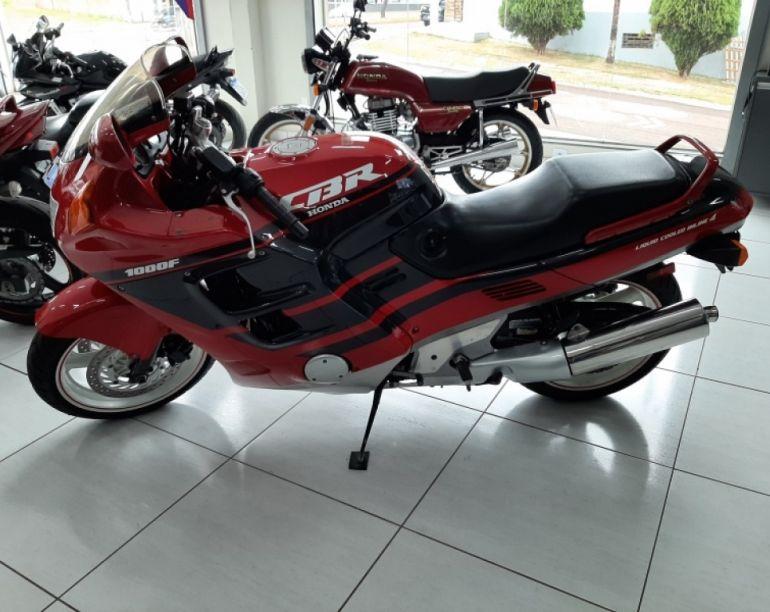 Honda Cbr 1000 F - Foto #1