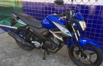 Yamaha YS 150 Fazer UBS (Flex)