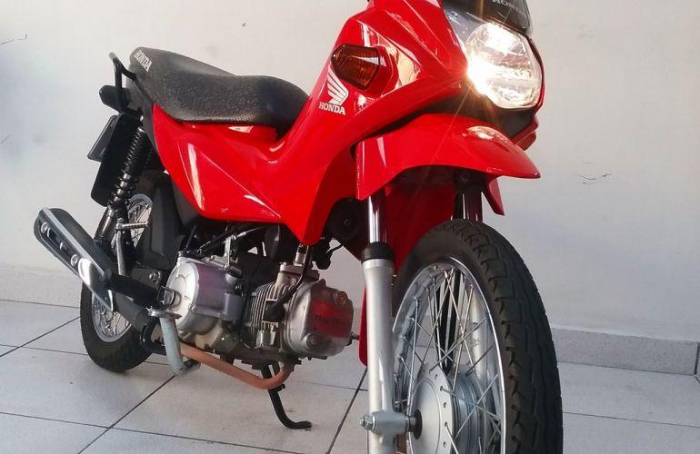 Honda Pop 110i - Foto #8