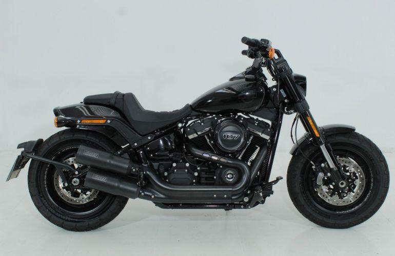Harley-Davidson Softail Fat Bob 107 - Foto #1