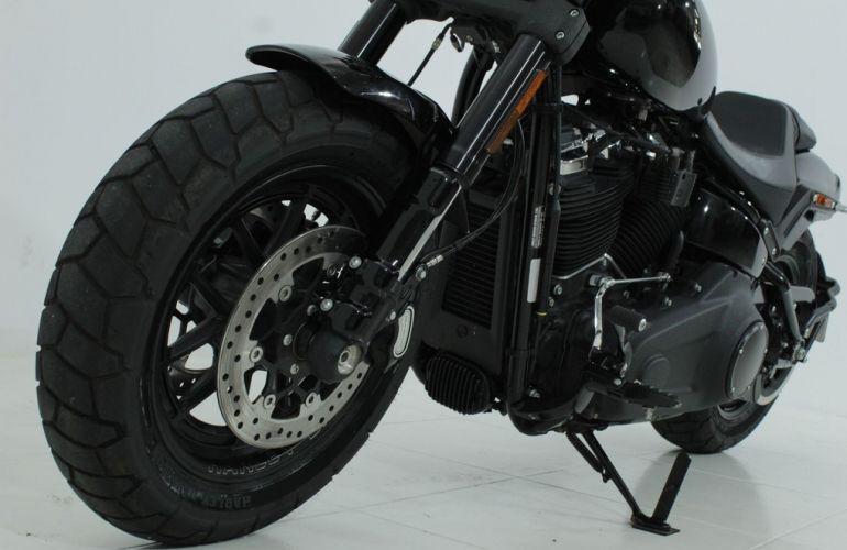 Harley-Davidson Softail Fat Bob 107 - Foto #5