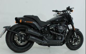 Harley-Davidson Softail Fat Bob 107 - Foto #8