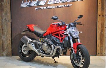 Ducati Monster 821 - Foto #3