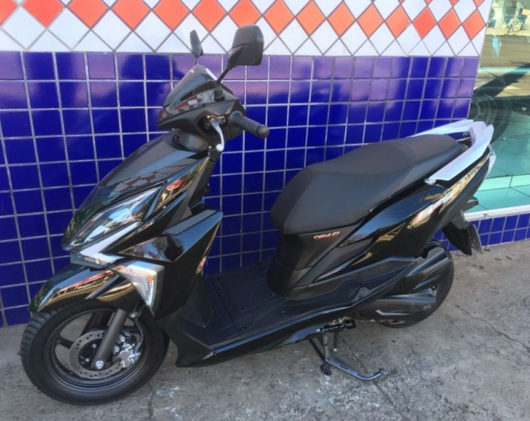 Honda Elite 125 - Foto #3