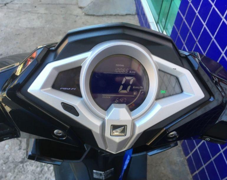 Honda Elite 125 - Foto #5