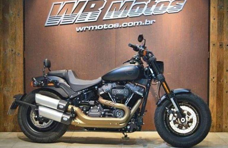 Harley-Davidson Dyna Fat Bob 114 - Foto #1