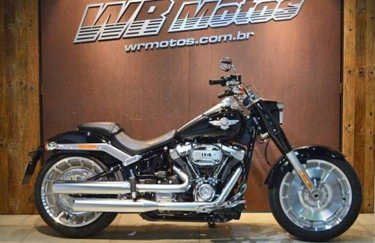 Harley-Davidson Softail Fat Boy 114 - Foto #1
