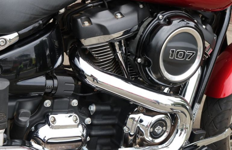 Harley-Davidson Sport Glide - Foto #3