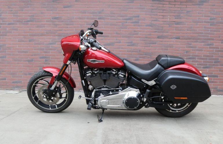 Harley-Davidson Sport Glide - Foto #7