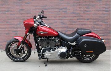 Harley-Davidson Sport Glide - Foto #8
