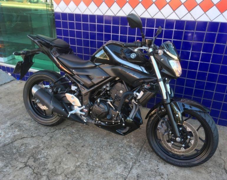 Yamaha MT 03 (ABS) - Foto #1