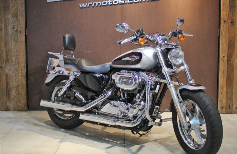 Harley-Davidson Sportster 1200 Xl Custom - Foto #3