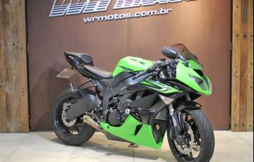 Kawasaki Ninja Zx 6R (600cc) - Foto #3