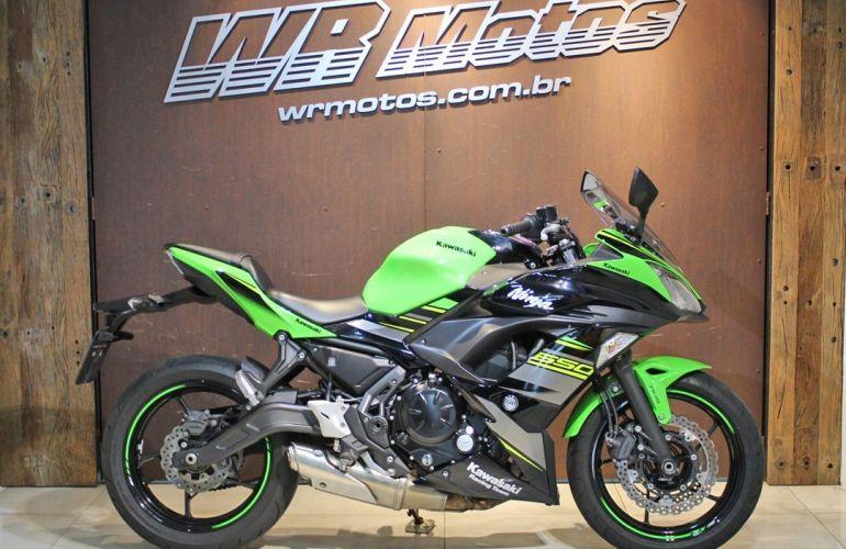 Kawasaki Ninja 650 (ABS) - Foto #1