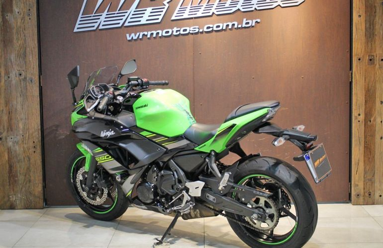Kawasaki Ninja 650 (ABS) - Foto #4