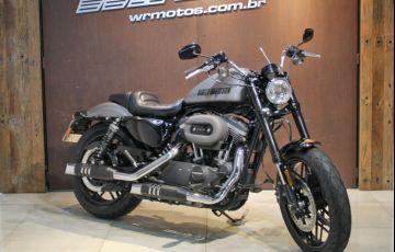 Harley-Davidson Sportster Roadster - Foto #3
