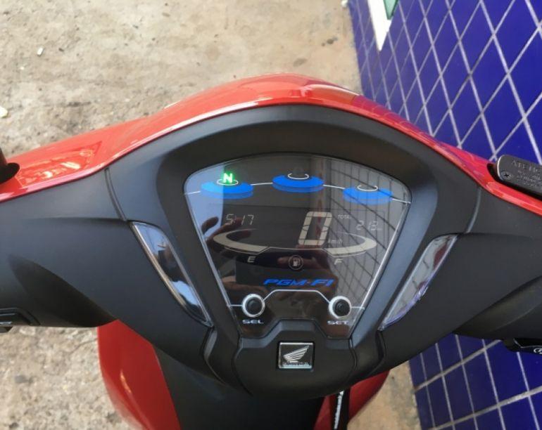 Honda Biz 125 Flexone - Foto #5