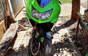 Kawasaki Ninja 250R - Foto #7