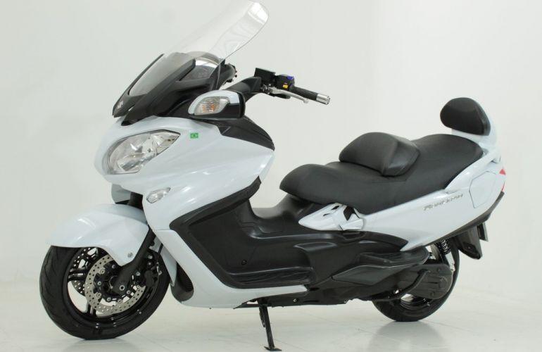 Suzuki Burgman 650 Executive - Foto #7