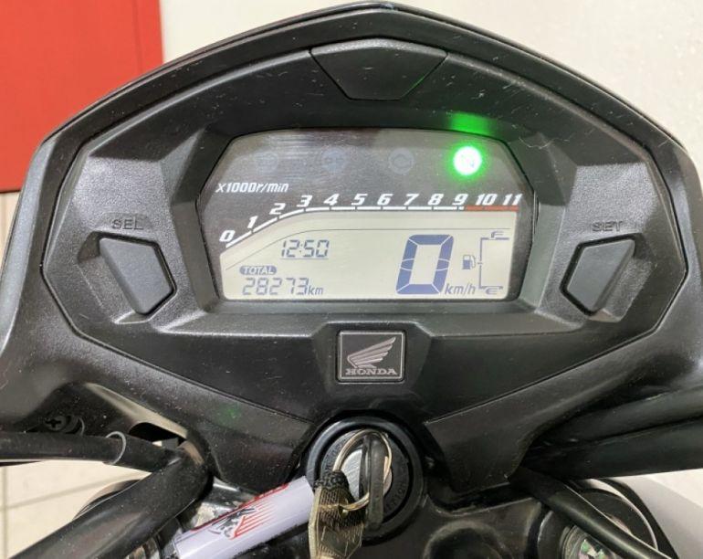 Honda Cg 160 Fan - Foto #6