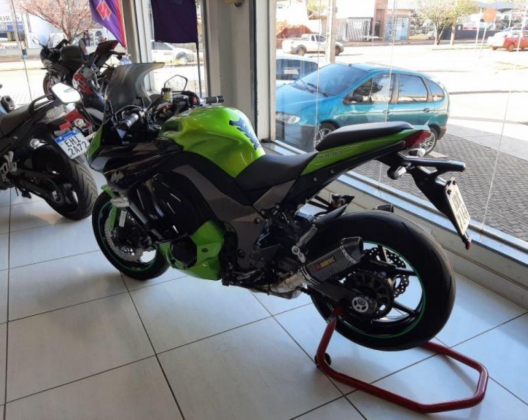 Kawasaki Ninja 1000 - Foto #6