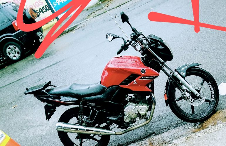 Yamaha YS 150 Fazer ED - Foto #9