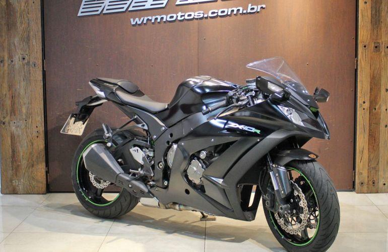 Kawasaki Ninja Zx 10R - Foto #3
