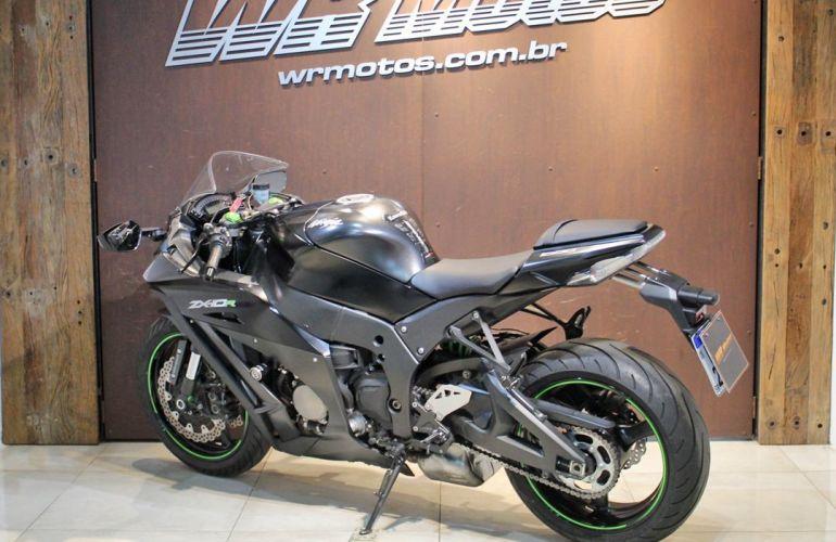 Kawasaki Ninja Zx 10R - Foto #4