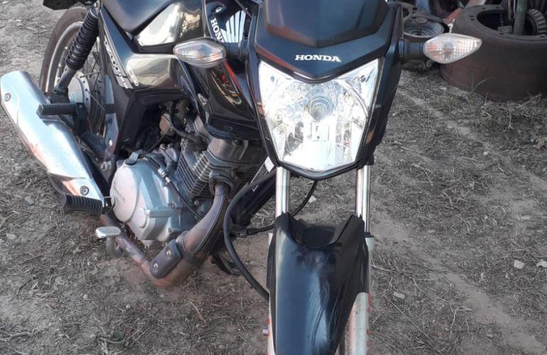 Honda Cg 125 Fan ESD - Foto #1