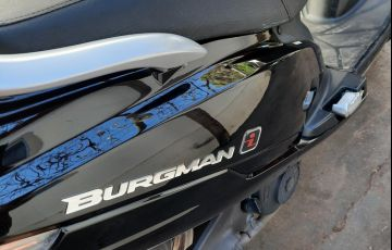 Suzuki Burgman 125i - Foto #4