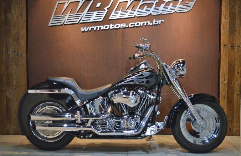 Harley-Davidson Fat Boy Flstf - Foto #1