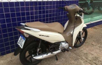 Honda Biz 125 Flexone - Foto #2