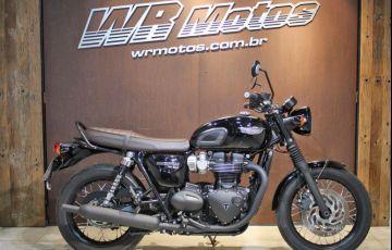 Triumph Bonneville T120 Black 1200