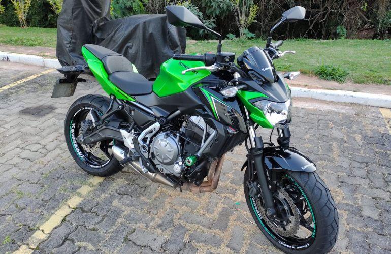 Kawasaki Z 650 (ABS) - Foto #5