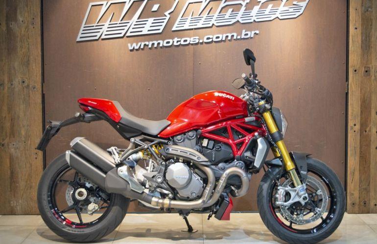 Ducati Monster 1200 S - Foto #1