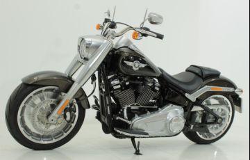 Harley-Davidson Softail Fat Boy 114 - Foto #3