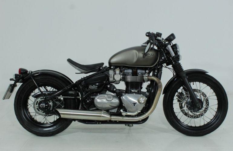 Triumph Bonneville Bobber 1200 - Foto #1