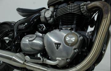 Triumph Bonneville Bobber 1200 - Foto #9