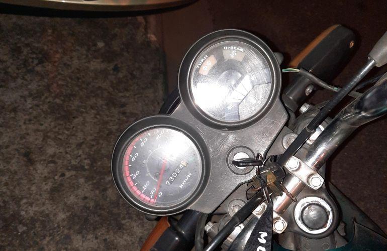 Honda Cg 125 Titan KS - Foto #1