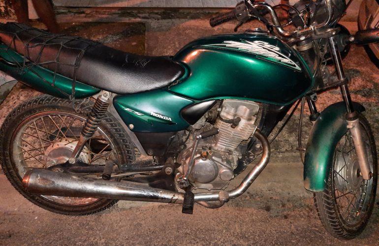 Honda Cg 125 Titan KS - Foto #2