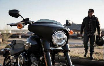 Harley-Davidson Sport Glide - Foto #6