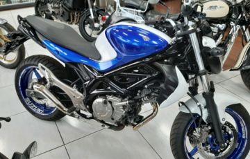 Suzuki Gladius 650 - Foto #2