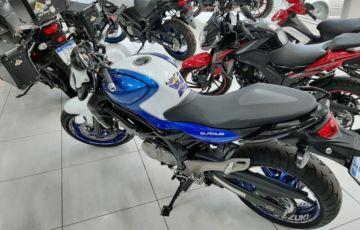 Suzuki Gladius 650 - Foto #5