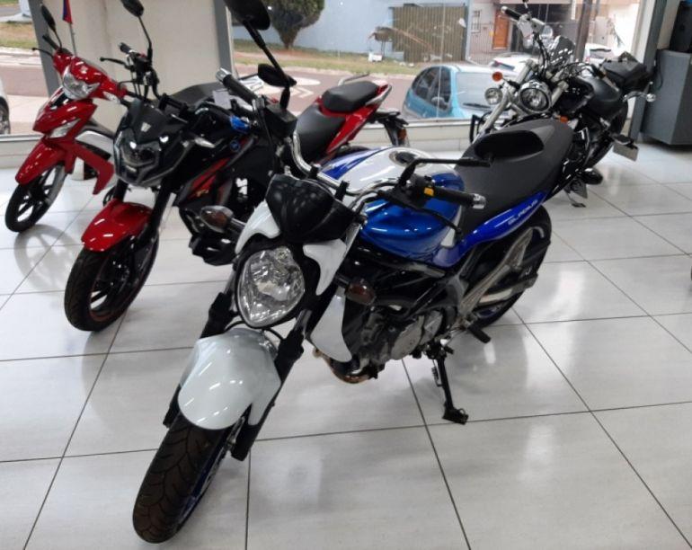 Suzuki Gladius 650 - Foto #6