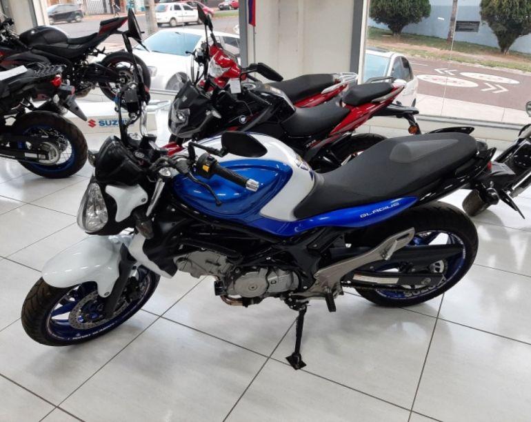 Suzuki Gladius 650 - Foto #7