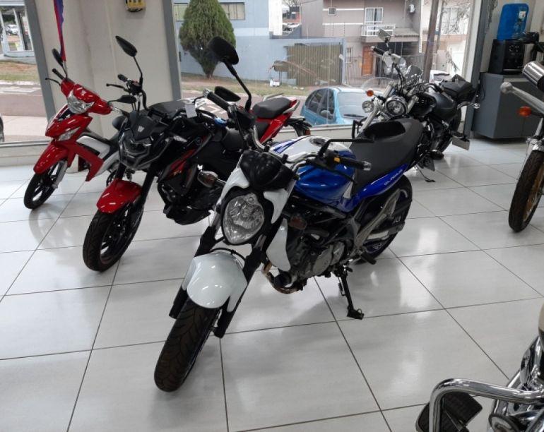 Suzuki Gladius 650 - Foto #8